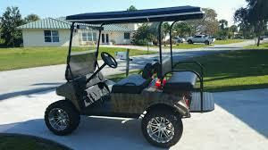 1996 club car 48 volt electric golf cart camo golf carts for