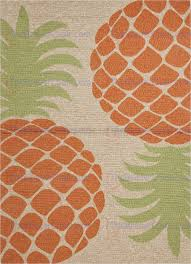 Orange Area Rug With White Swirls Orange And Green Rug Roselawnlutheran