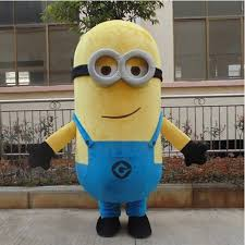 free ship 14 design halloween costumes suit despicable me