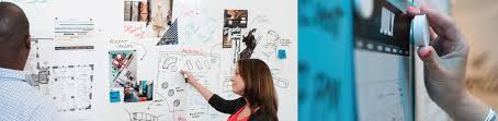 dry erase pull magnetic system ideapaint levey wallcovering