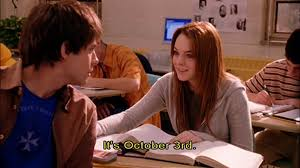 October 3rd Meme - it s october 3rd celebrate mean girls day with lindsay lohan