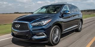 infiniti minivan 2018 infiniti qx60 vehicles on display chicago auto show