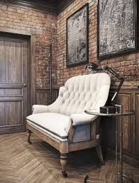 Best  Vintage Home Offices Ideas On Pinterest Vintage Office - Home design office