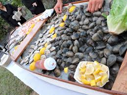 new jersey catering jacques exclusive caterers clam bake