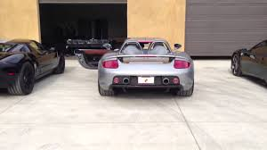 porsche ferrari hear the might of porsche ferrari and ford gt engine in a sound