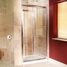 aquafloe 6mm 1000 sliding shower door