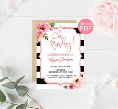 shower invites for images template invitation templates