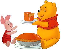 winnie the pooh thanksgiving clipart clipartxtras