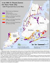 New York Safety Map by Nasa Giss
