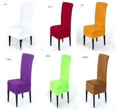Plastic Chair Covers For Dining Room Chairs Surprising Plastic Chair Covers For Dining Room Chairs