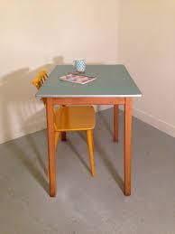 table cuisine vintage table cuisine formica 1236 2 chaise ikea de rabattable
