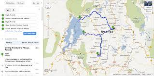Rwanda Map Maps Wanderfull365