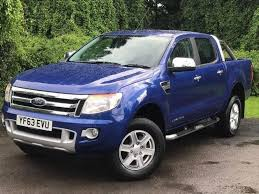 ford ranger limited 2 2 ford ranger 2 2 tdci limited 2 cab 4x4 4dr eu5