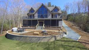 Lindal Homes by Custom Lindal Cedar Home By Chesapeake Cedar Homes Llc Youtube
