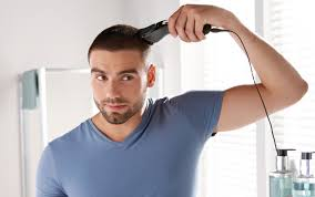 couper cheveux garã on tondeuse réussir sa coupe homme avec une tondeuse cheveux a dit