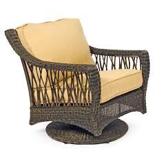 swivel wicker patio chair modern chairs quality interior 2017