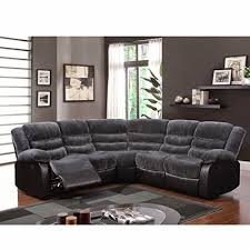 Microfiber Reclining Sofa The Best Reclining Sofas Ratings Reviews Blue Reclining