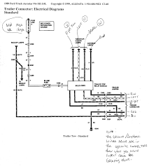 utility trailer wiring diagram light 7 pin way harness to wire