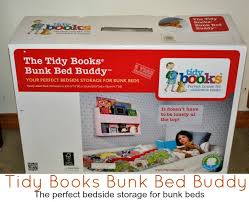 Holiday  Tidy Books Bunk Bed Buddy Giveaway Closed - Tidy books bunk bed buddy
