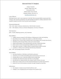 resume word templates architect resume templates for microsoft word resume resume