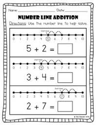 kindergarten number lines printable number line 1 100 prints on two pages for skip