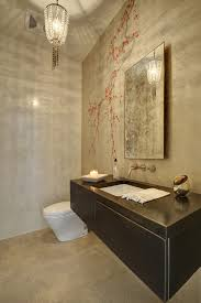 wall stencil designs for painting bathroom contemporary with