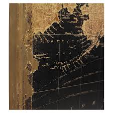 Map Wall Decor by 1434 Stanford World Map Wall Decor Set Of 3