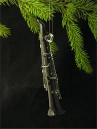 clarinet ornament