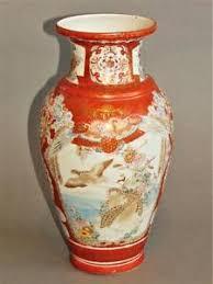 Japanese Kutani Vases Good Signed Japanese Kutani Vase Ebay