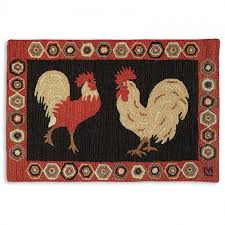 Round Rooster Rug Rug Rooster Roselawnlutheran