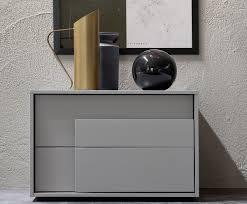 novamobili overlap chest of drawers modern italian 4 drawer