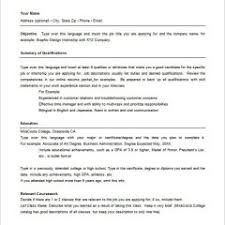 exle combination resume excel resume template all about letter exles