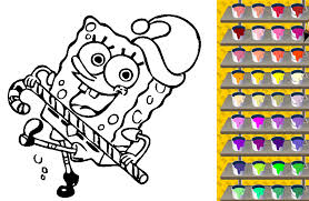 Spongebob Coloring Pages Games Coloring Site Spongebob Coloring Coloring Pages Sponge Bob
