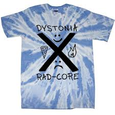 Tie Dye Halloween Shirts by Dystonia