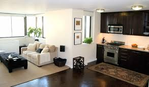 decor kitchen cabinets and sofa with ottoman for small basement