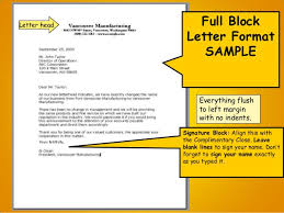 layout of business letter writing best solutions of what is new block format of letter writing in