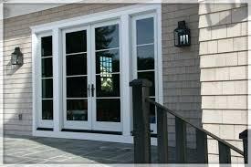 Home Depot Sliding Glass Doors by Exterior Sliding Glass Doors Home Depot Composite White Right