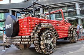 food cans made jeep wrangler looks like tin man u0027s ride we applaud