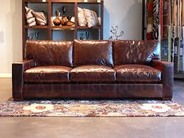 Brompton Leather Sofa Sherry Braxton Leather Sofa Set In Brompton Cocoa The Leather