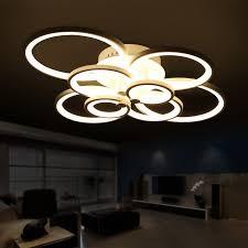 Modern Ceiling Lights Neo Gleam Remote Control Living Room Bedroom Modern Led Ceiling