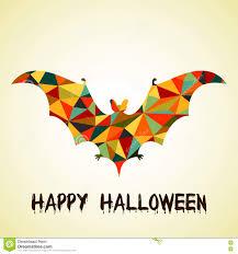 halloween free vector background halloween vector background with bat stock vector image 74681626