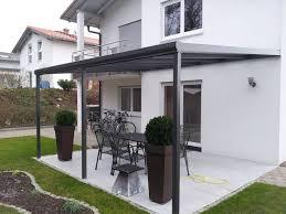 balkon und terrasse überdachung für terrasse balkon carport pcs dach