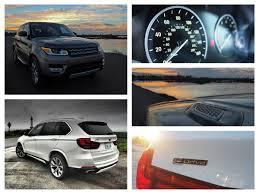 lexus suv vs range rover 2016 range rover sport td6 vs 2016 bmw x5 40e luxury eco suv