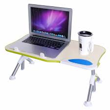 Mobile Laptop Desks Lifewit Portable Mobile Laptop Standing Desk Notebook Pc Folding