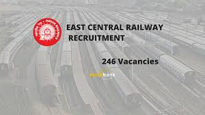 east central railway recruitment 246 vacancies constable band