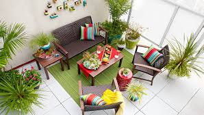 Decorating Decks And Patios Decorate A Small Patio Or Deck