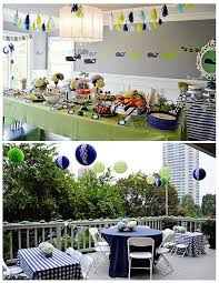 kara u0027s party ideas preppy whale themed birthday party