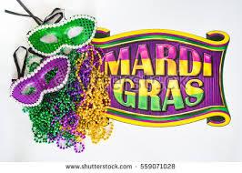 mardi gras banner mardi gras masks banner reading stock photo 559071028