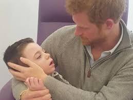 Prince Harry by Prince Harry Pays Secret Hospital Visit To Terminally Ill Boy