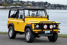 defender land rover for sale 1994 land rover defender 90 for sale silver arrow cars ltd